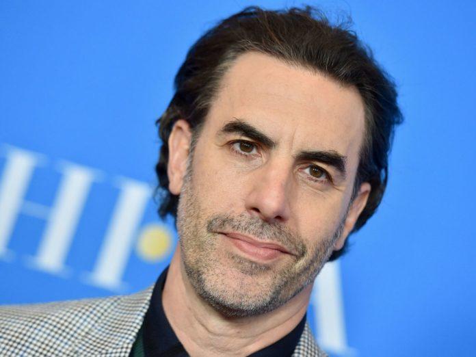 Sacha Baron Cohen calls social media and internet giants