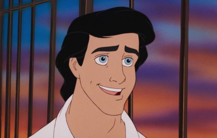 The Lion King's Prince Eric
