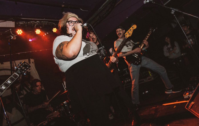 Sheer Mag at MIRRORS Festival 2019