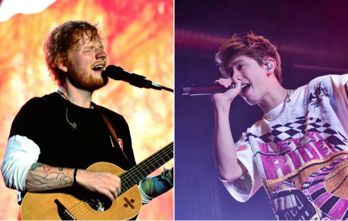 Sheeran One Ok Rock