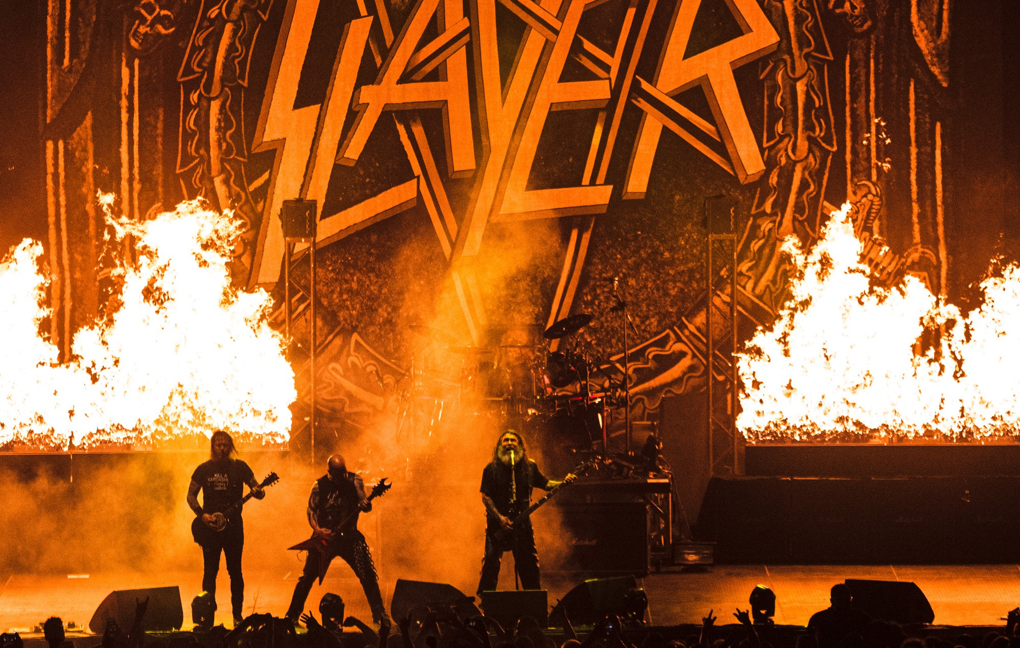 Review of Slayer's gory The Repentless Killology film