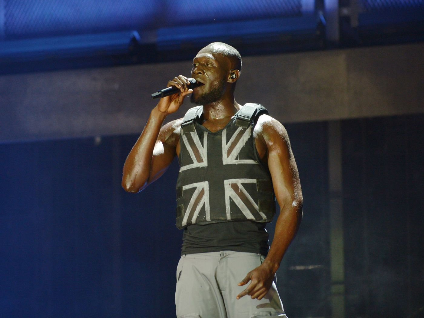 """Stormzy breaks silence on Michael Gove tweet: """"It's a weaponised tactic"""""""