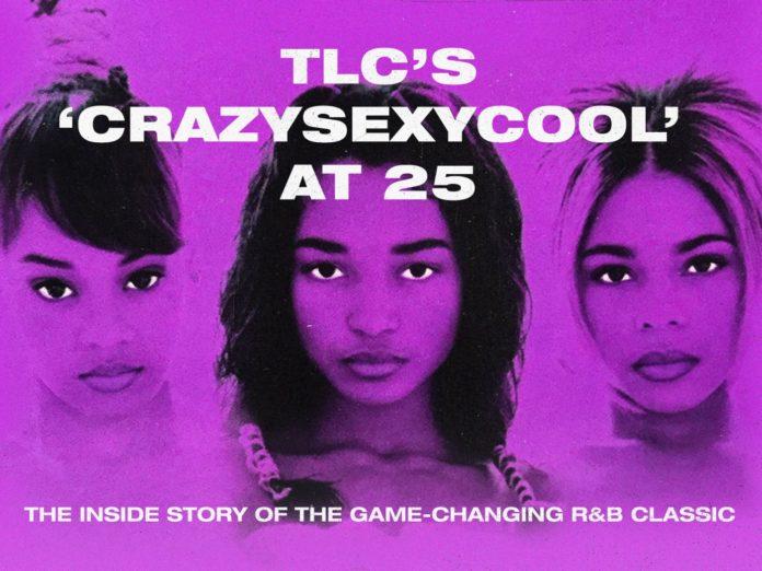 TLC 'CrazySexyCool'