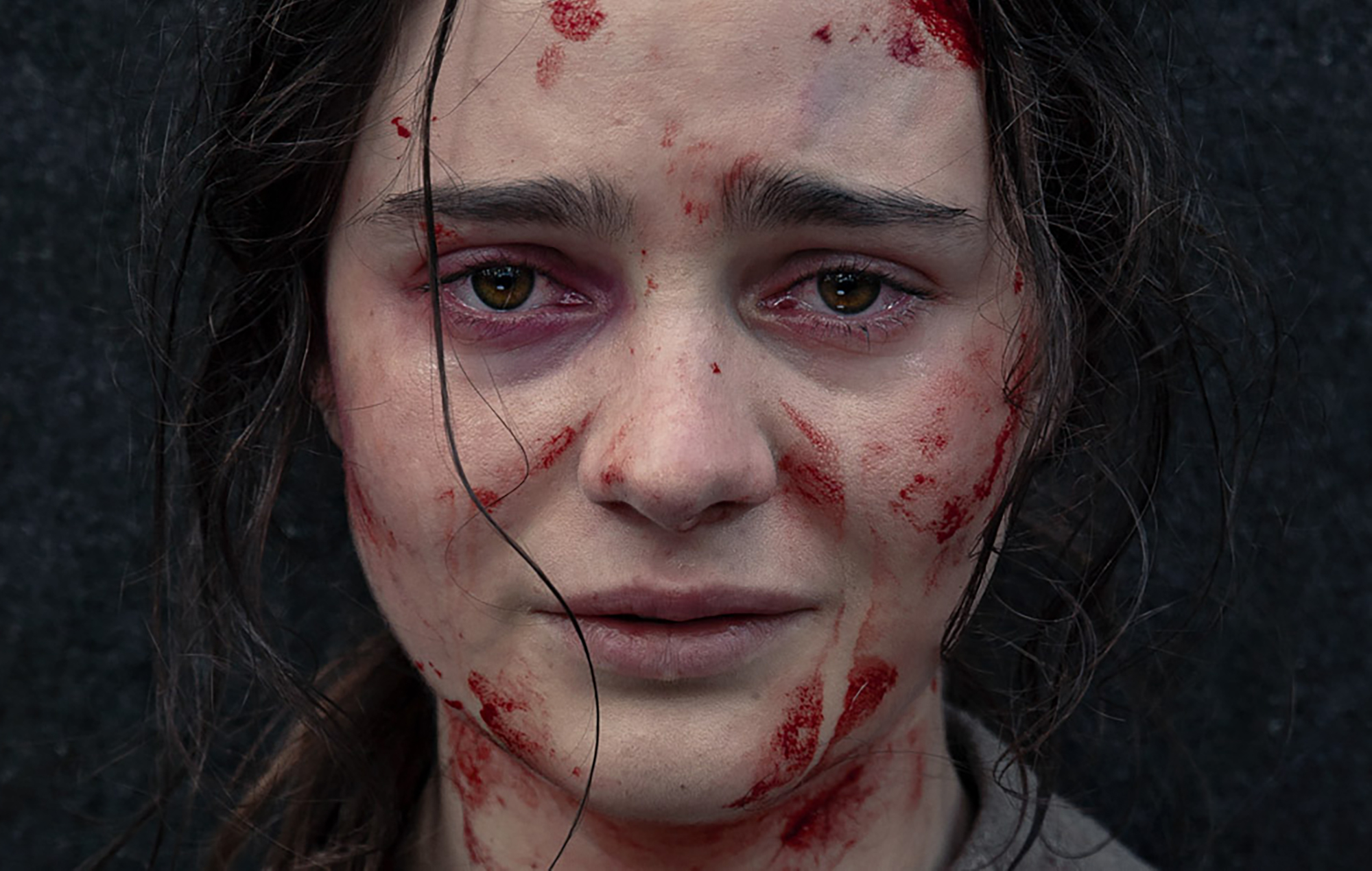 Aisling Franciosi in 'The Nightingale'
