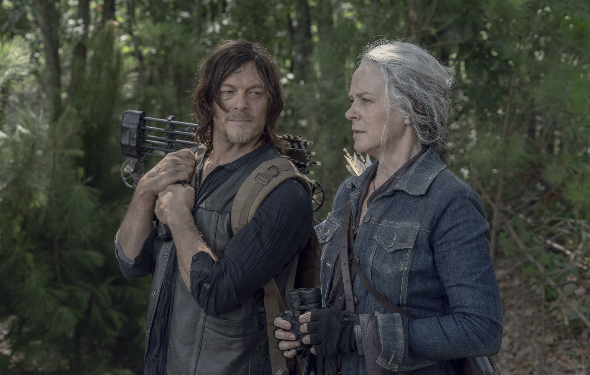 'The Walking Dead' ending changed plans for Daryl and Carol spin-off