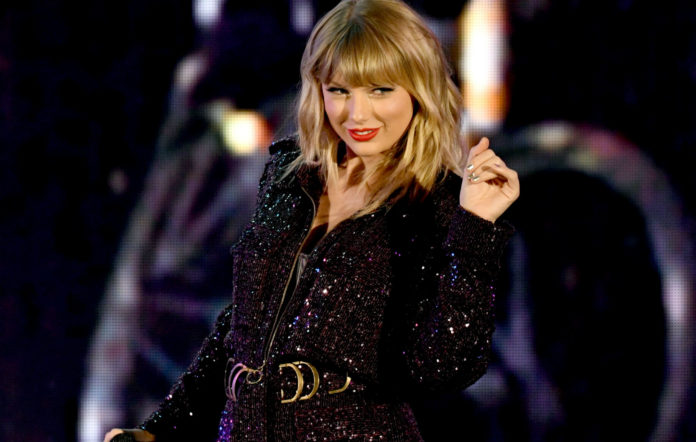 Taylor Swift To Debut New Track Only The Young