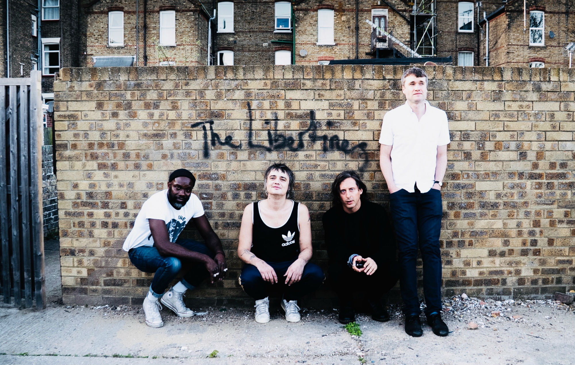 The Libertines have launched their own craft gin