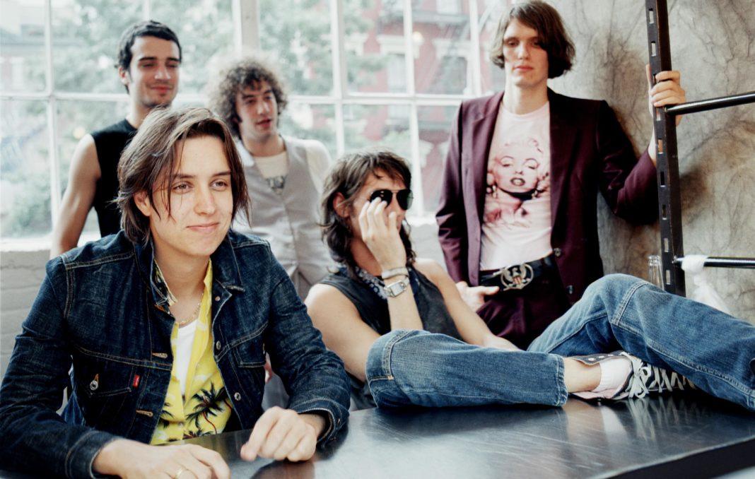 The Strokes September 2005