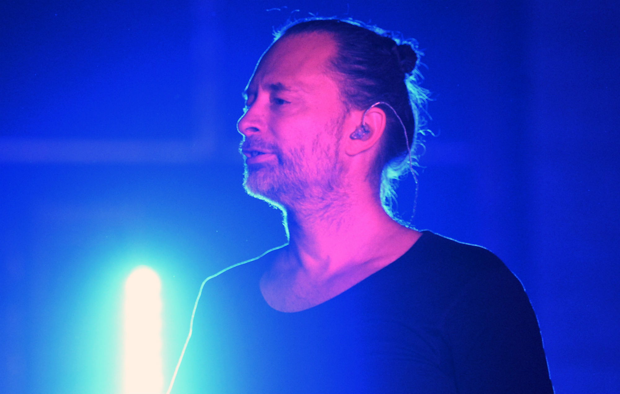 Thom Yorke adds new US shows to 2020 tour