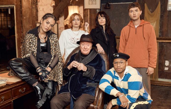 Rita Ora, Michael Caine and more in 'Twist'