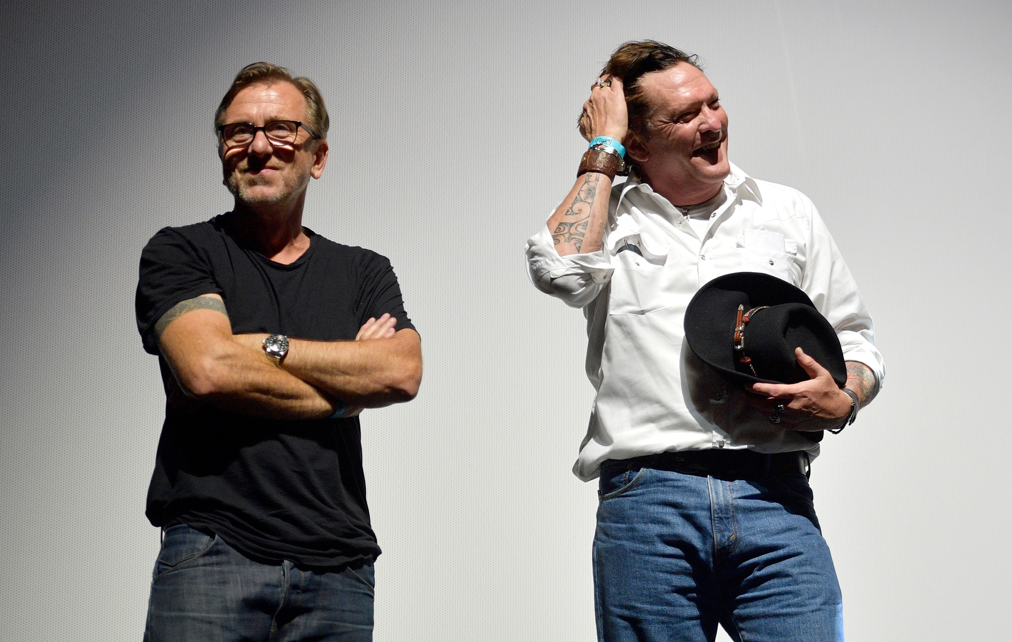 """Michael Madsen almost turned down role in 'Reservoir Dogs' because he """"didn't want to get shot by Tim Roth"""""""