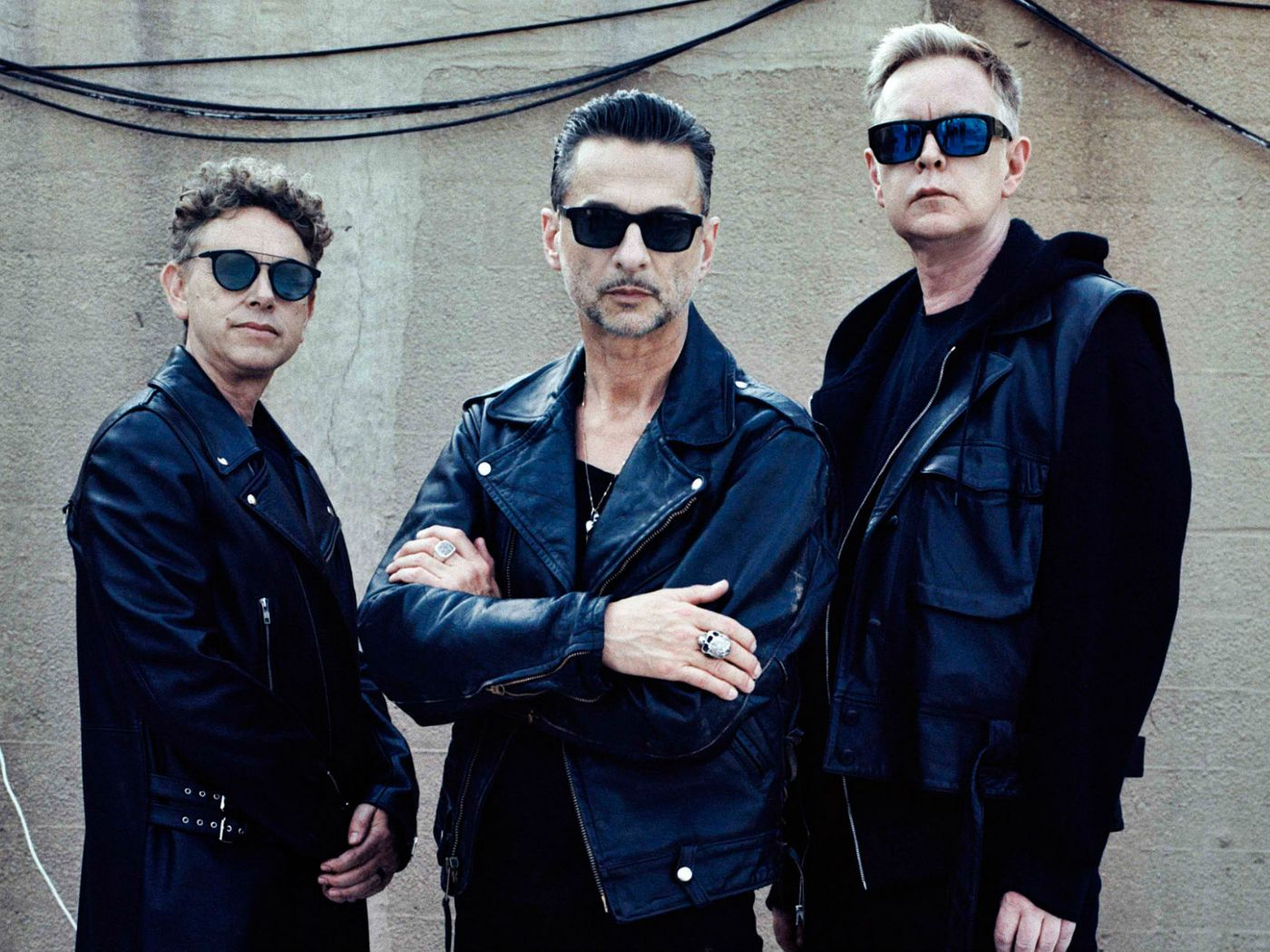 Anton Corbijn talks to NME about Depeche Mode and new film 'Spirits In The Forest'