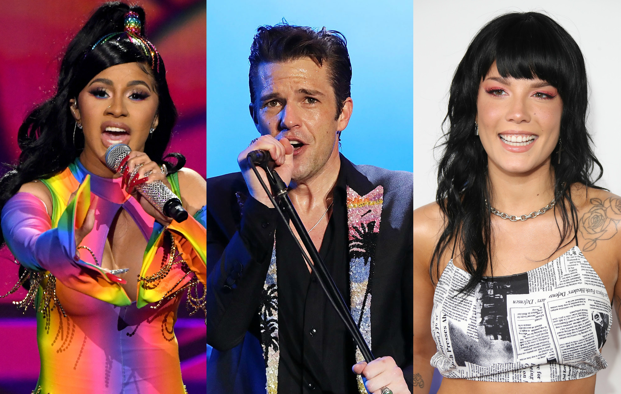 New Albums 2020.Cardi B The Killers And Halsey All The Best New Albums Of 2020