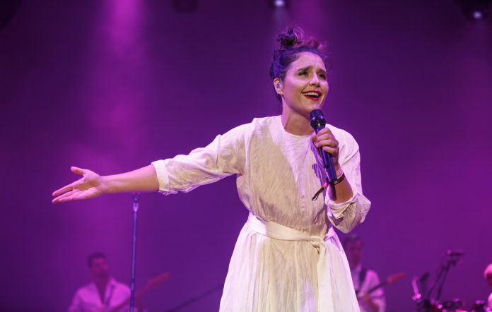 Jessie Ware returns with brand-new single Mirage (Don't Stop)