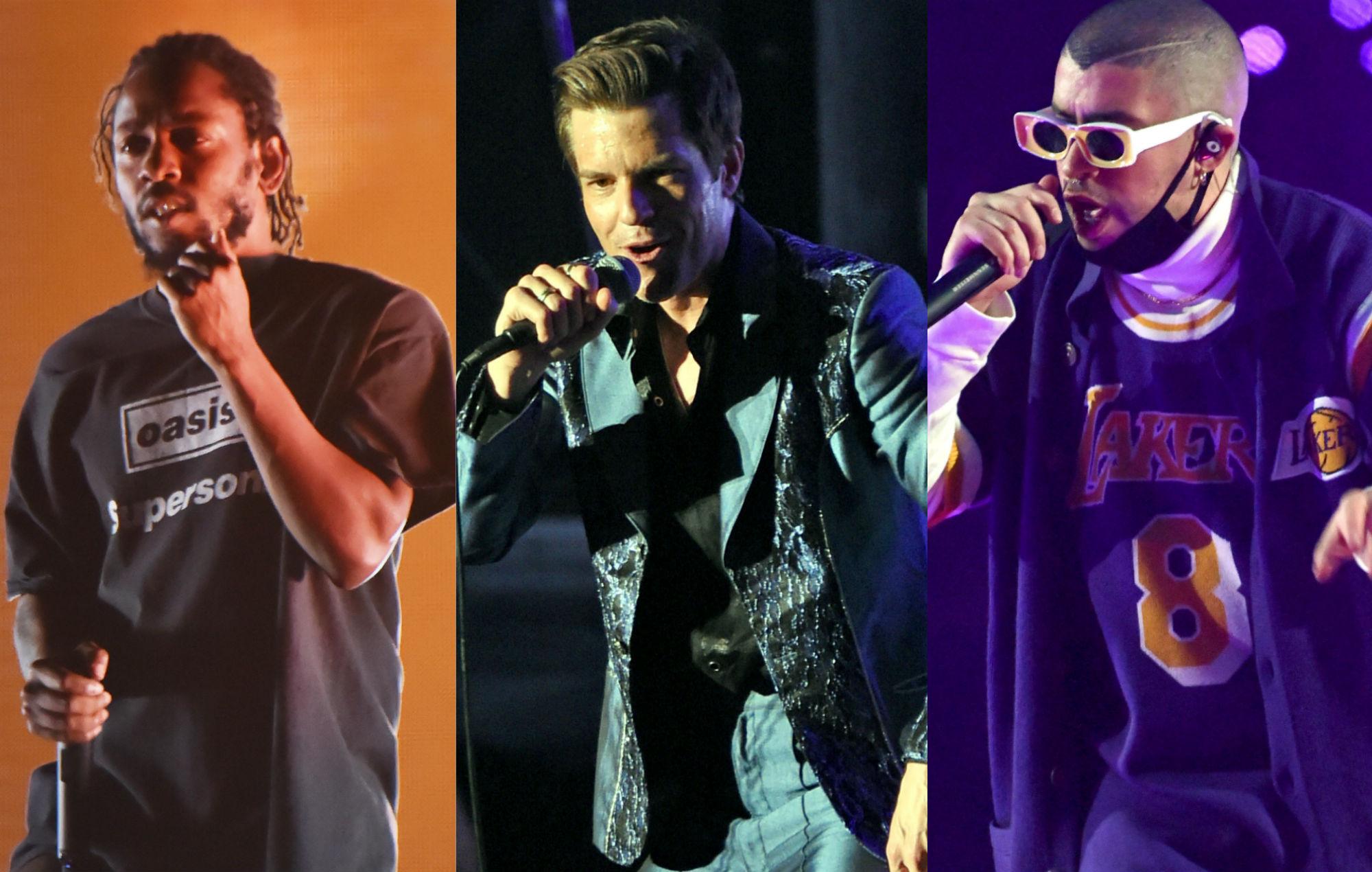 Kendrick Lamar, The Killers and Bad Bunny to headline Bilbao BBK 2020