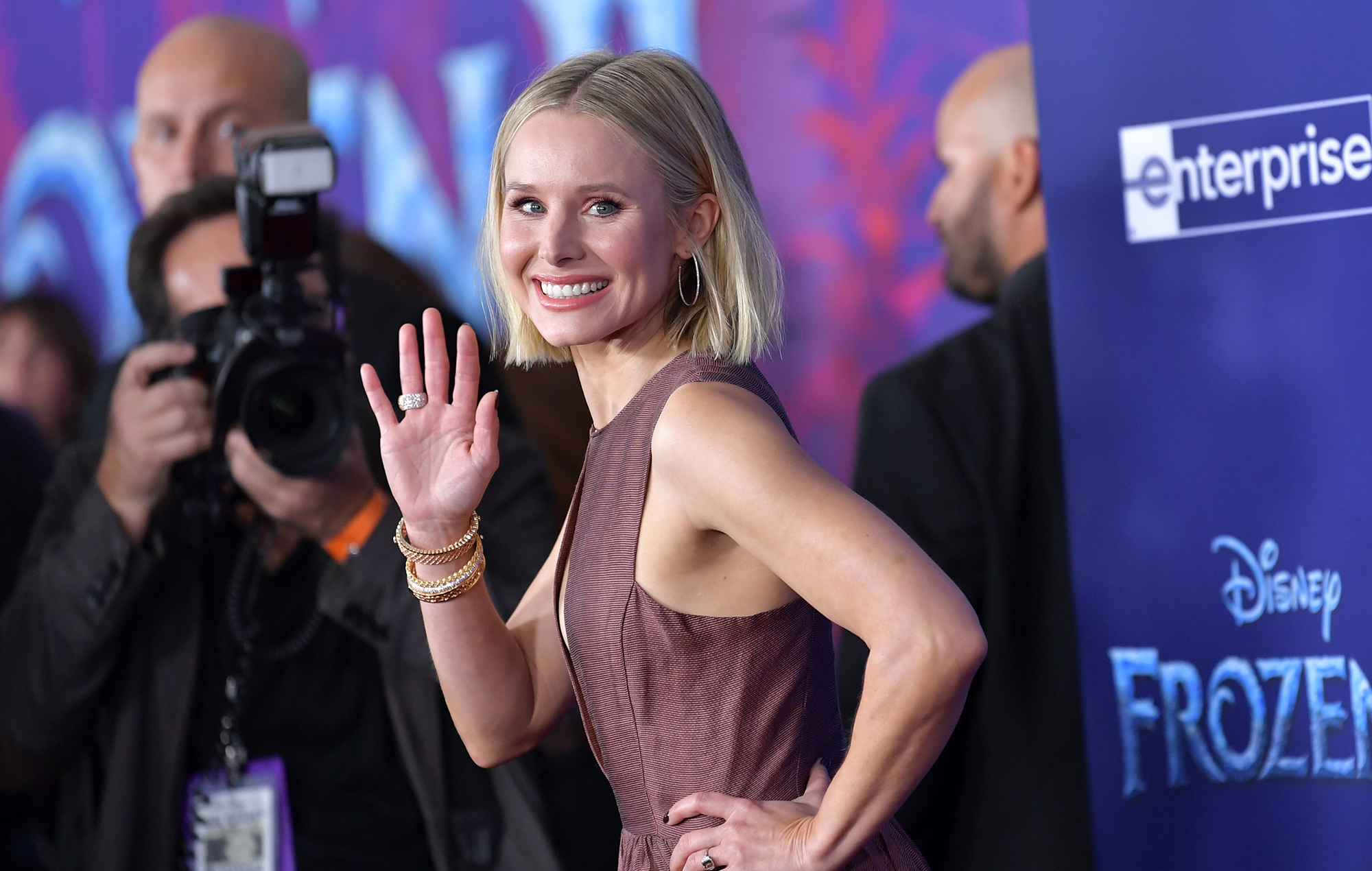 Kristen Bell confirmed to return for Gossip Girl spin-off on HBO Max