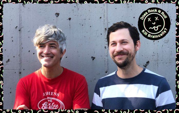 Does Rock 'N' Roll Kill Braincells? - Keith Murray, We Are Scientists - NME interview