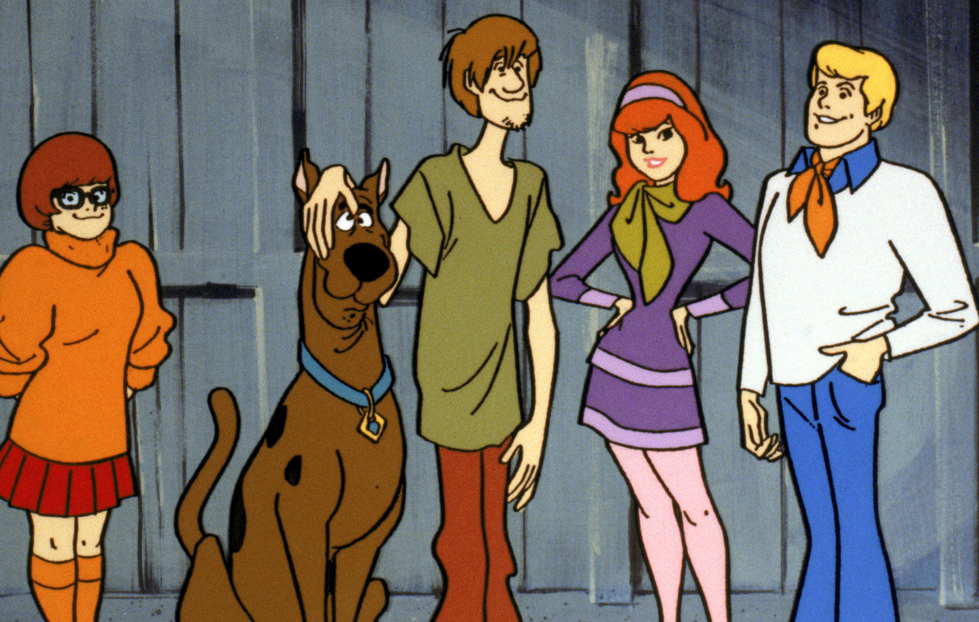 See stills of 'Scoob!', the animated 'Scooby-Doo' movie out 2020