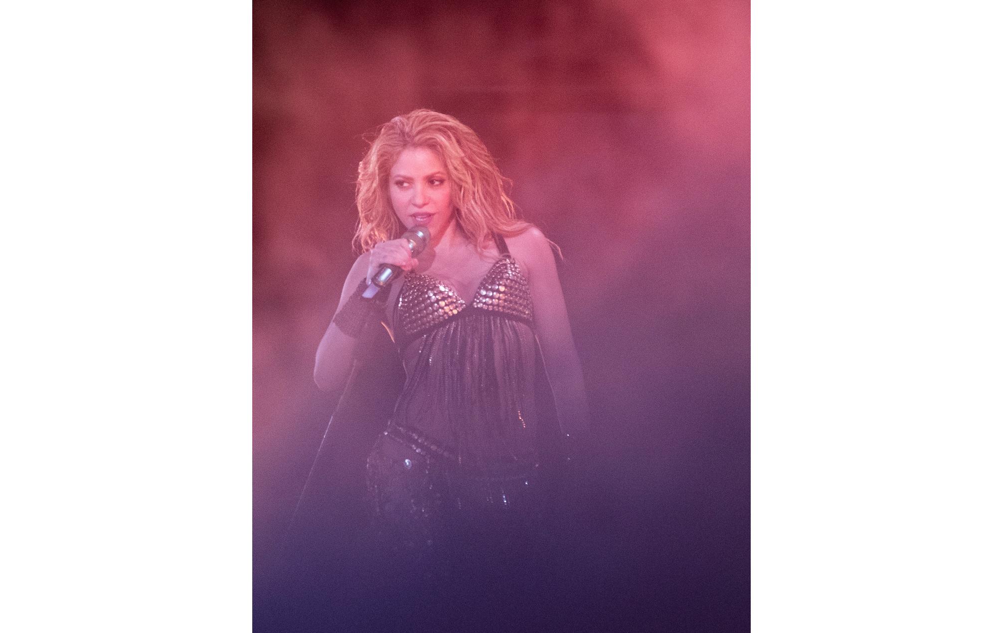 Shakira 2019 interview