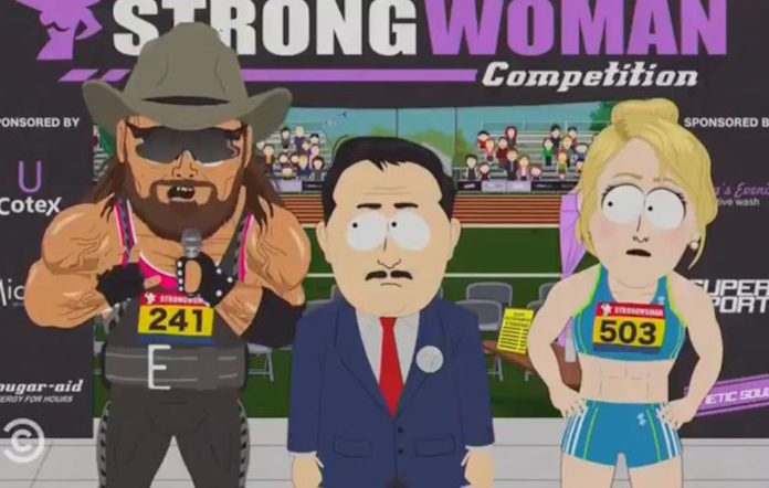 'South Park' accused of transphobia for new episode