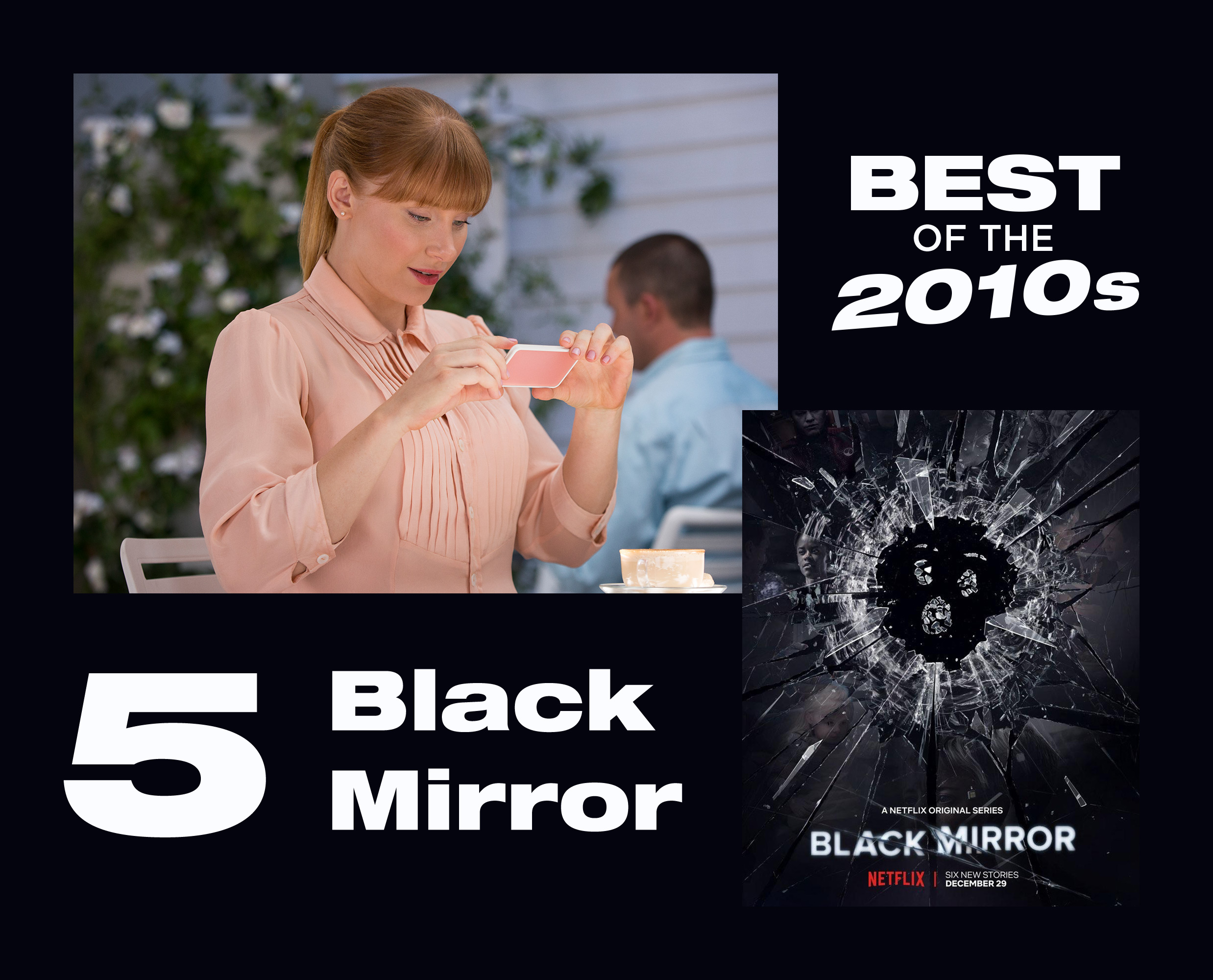 TV of the decade