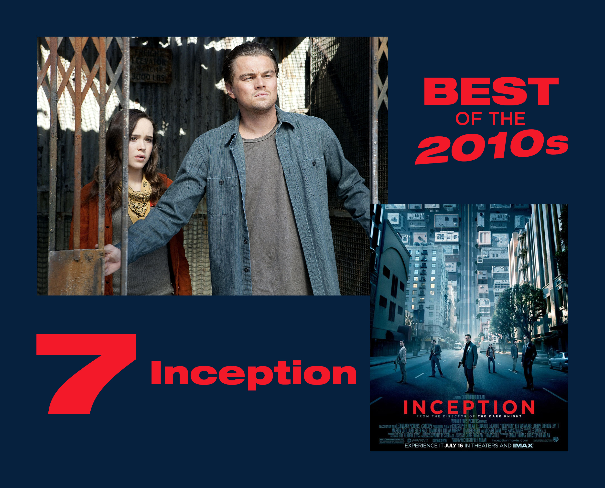 Films of the decade