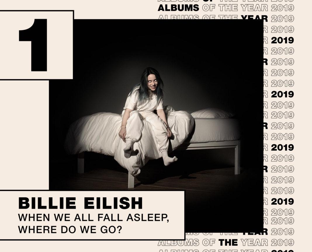 Billie Eilish When We All Fall Asleep Where Do We Go?