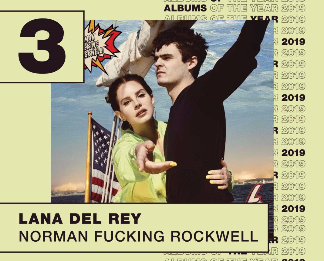 Lana Del Rey Norman Fucking Rockwell