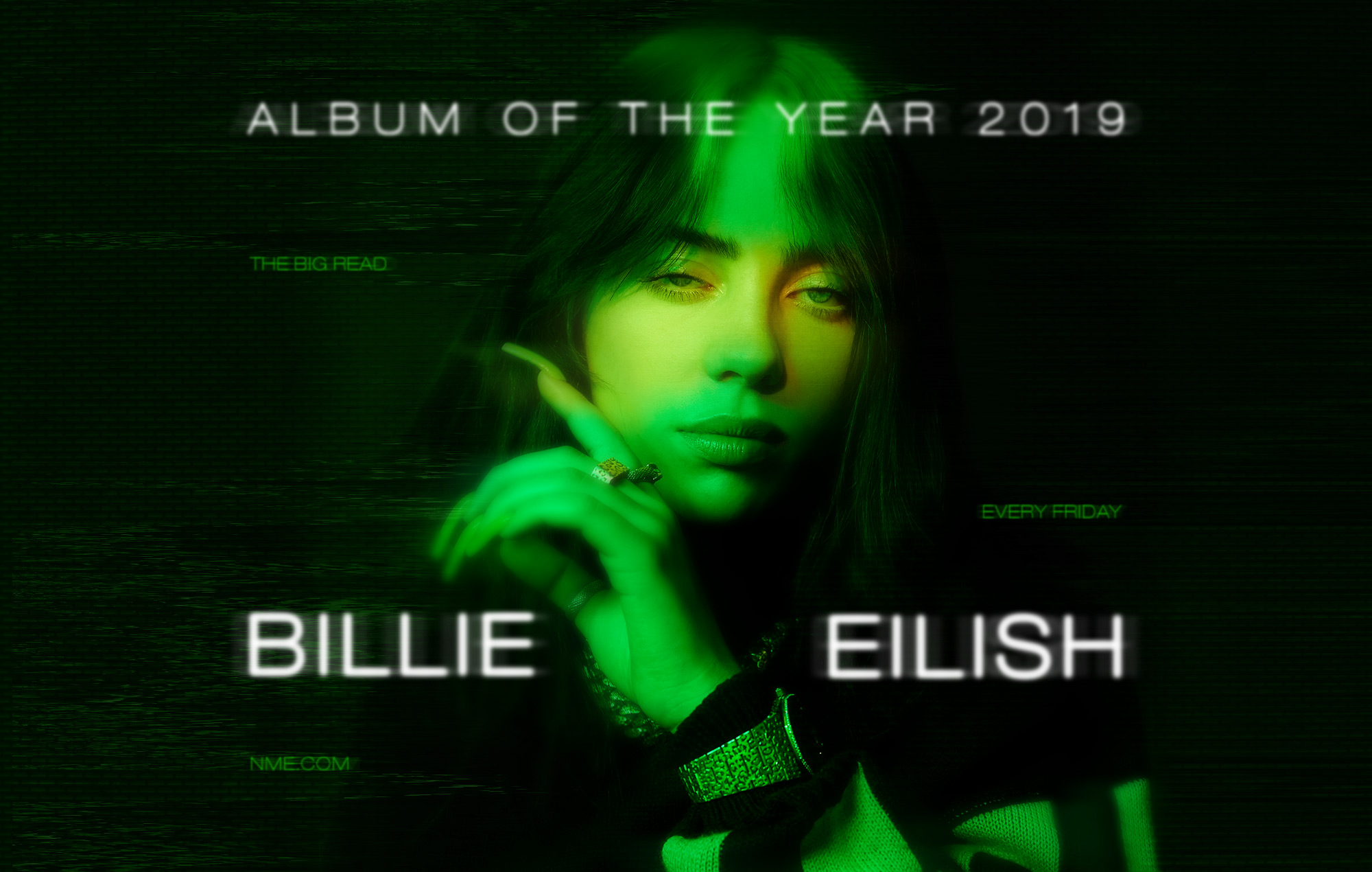 Billie Eilish Album Of The Year 2019 Was Hers Nme