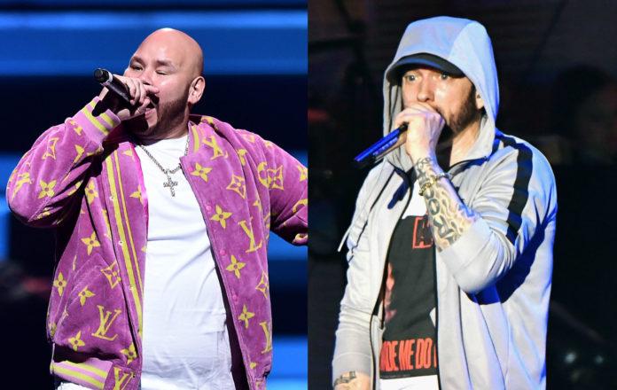 Fat Joe and Eminem