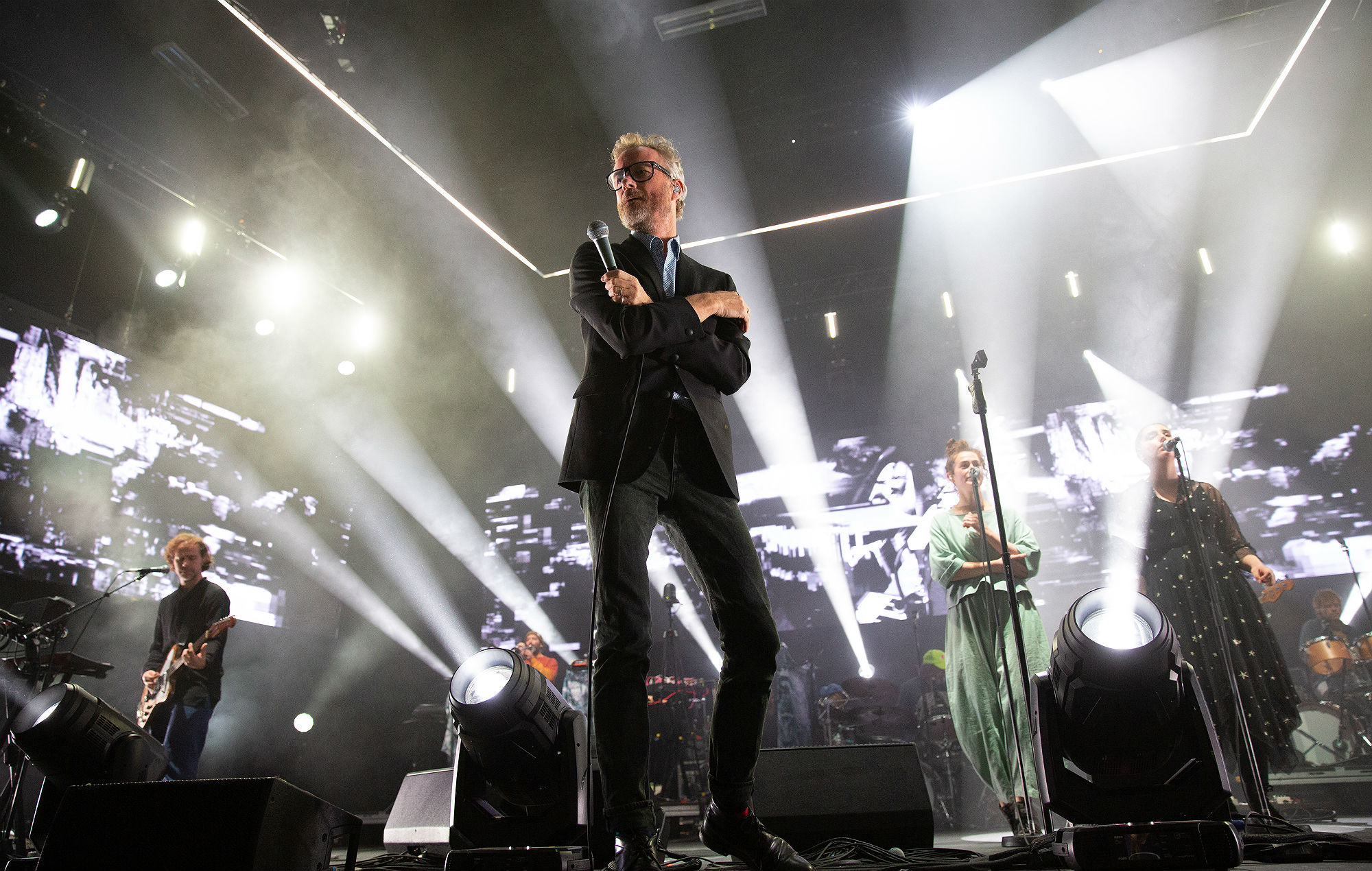 The National live at Brighton Centre.