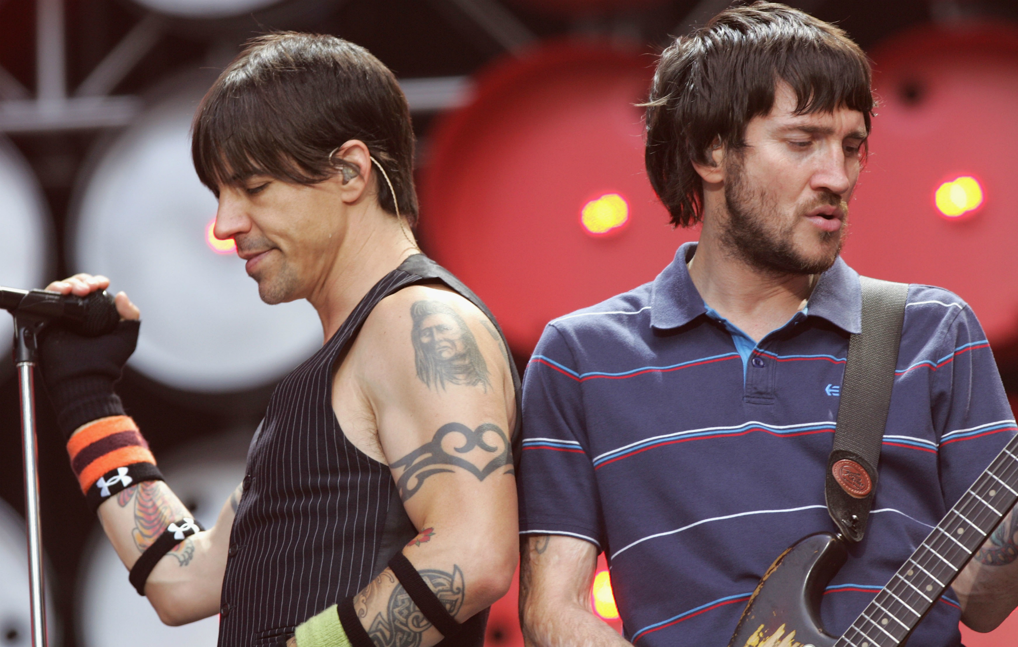 Red Hot Chili Peppers announce John Frusciante is rejoining band
