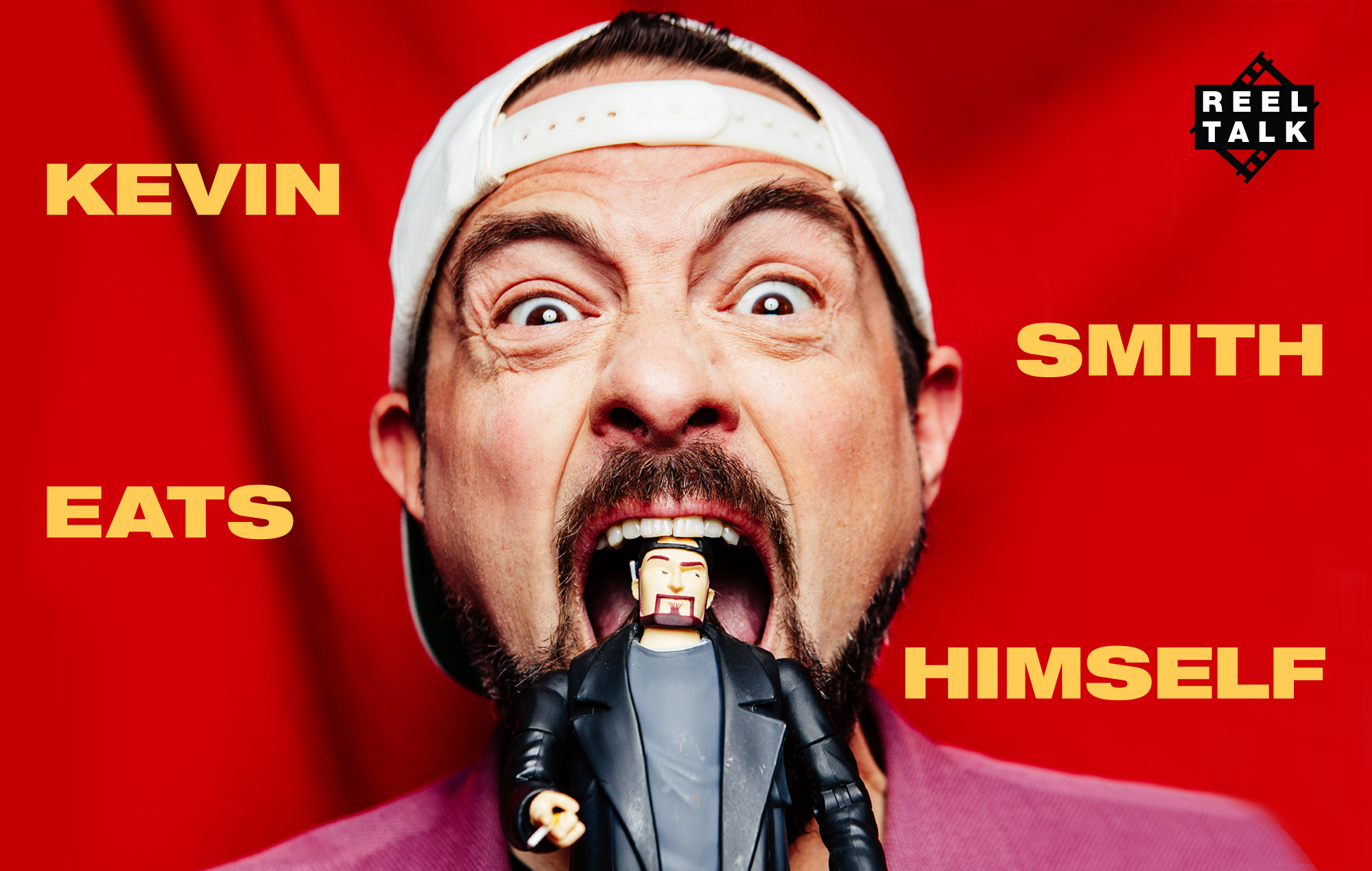 "Kevin Smith interview: ""I'm the world's biggest Kevin Smith fan"""