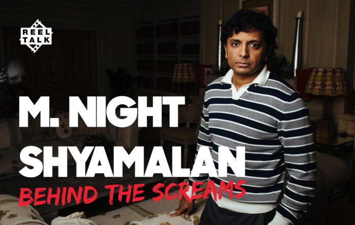 M Night Shyamalan