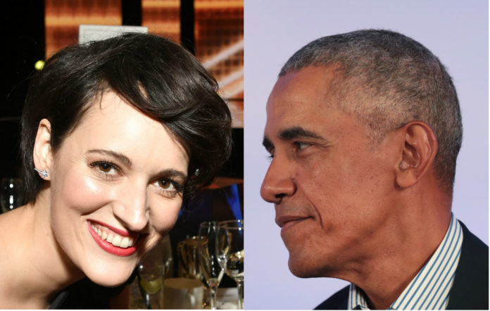 Phoebe Waller-Bridge Fleabag Barack Obama