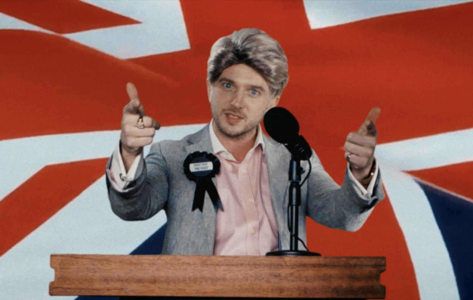 Watch Plan B advocate tactical voting in 'First Past The Post' parody video