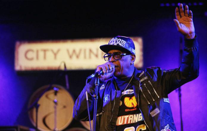 Wu-Tang Clan mentor Popa Wu