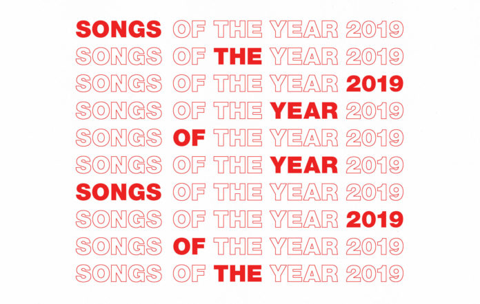 Songs Of The Year 2019