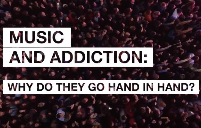 Music and addiction
