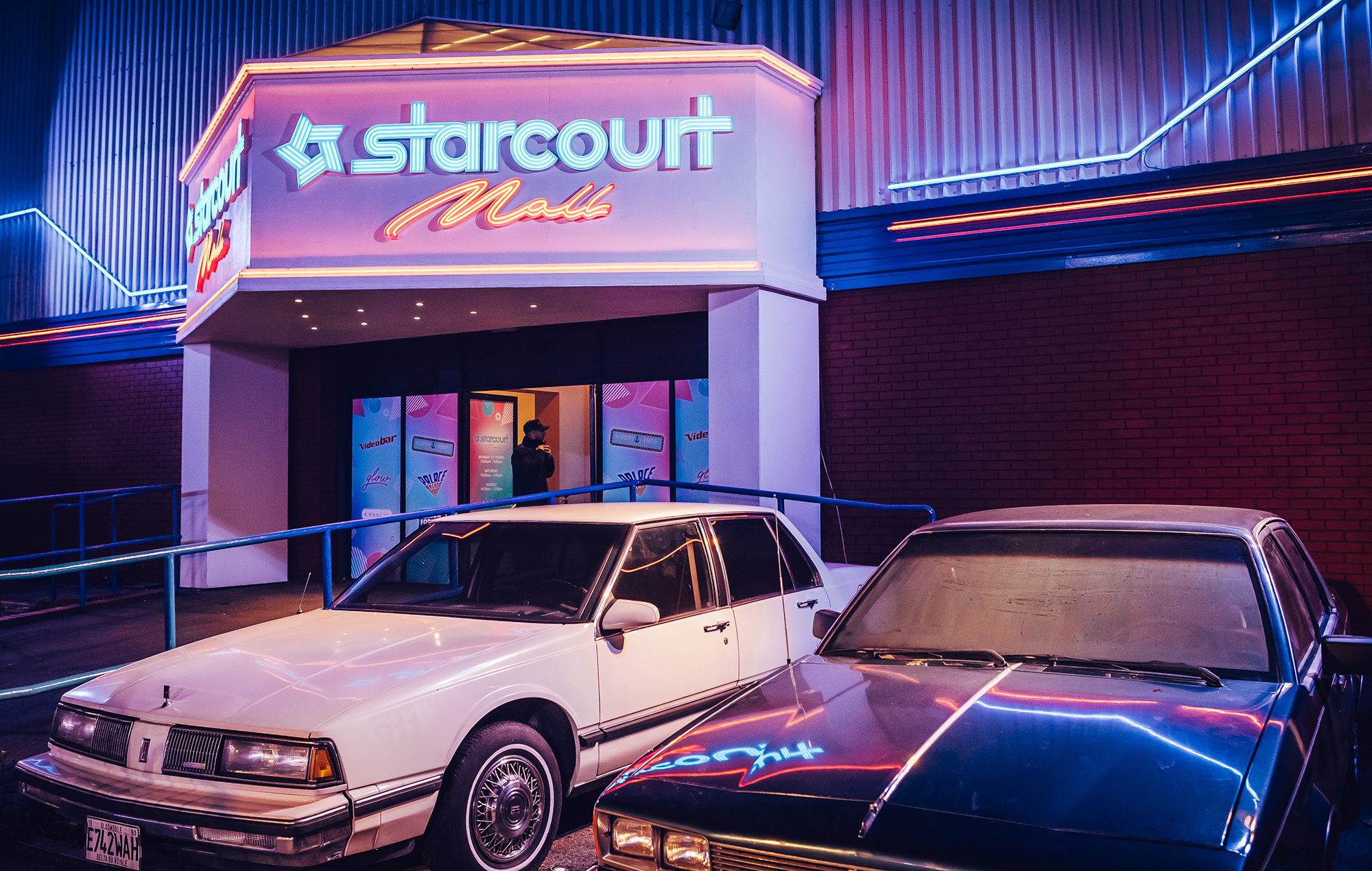 'Secret Cinema Stranger Things' review: an immersive Starcourt Mall experience