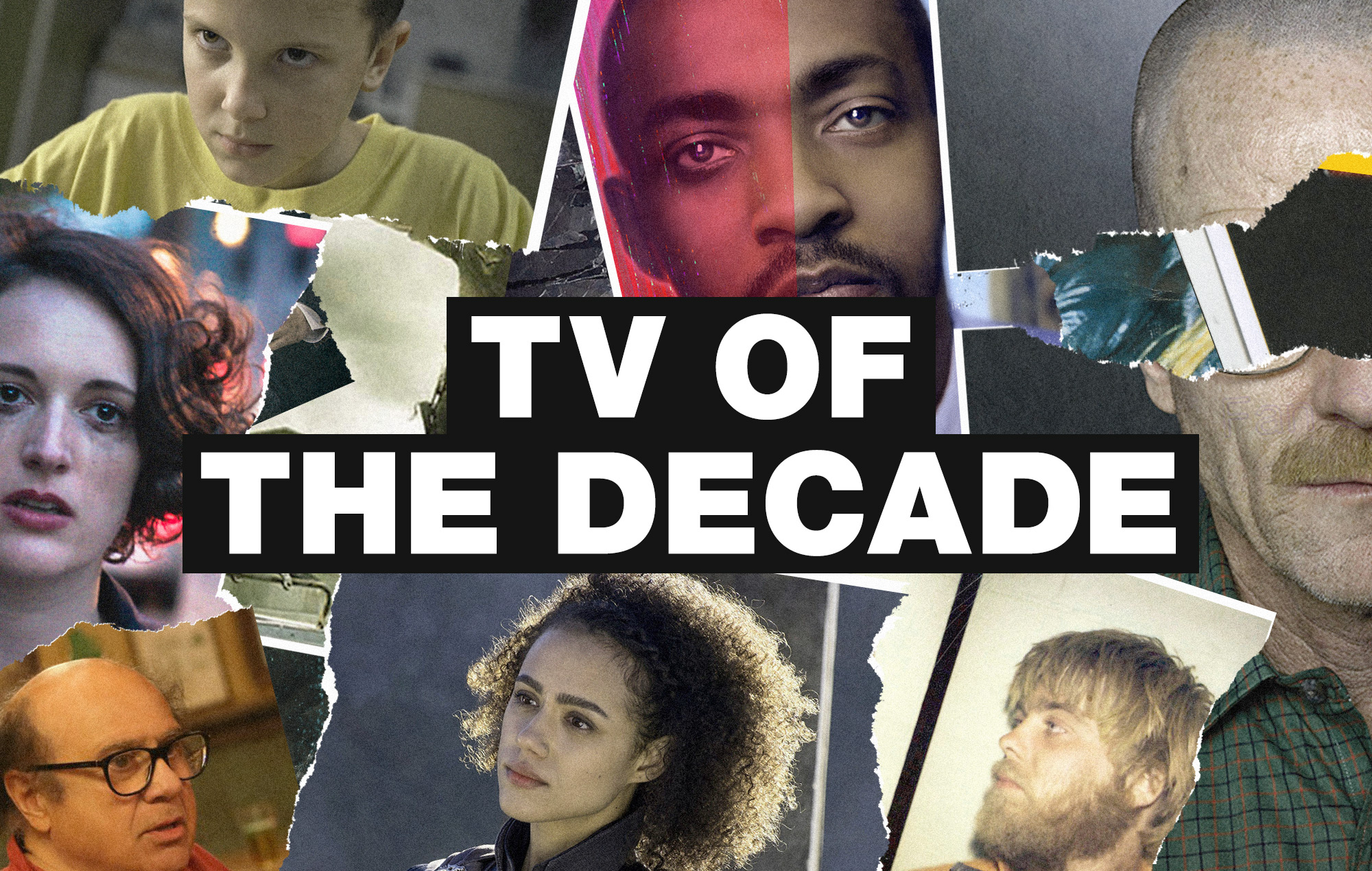 The Greatest TV Series Of The Decade: the 2010s