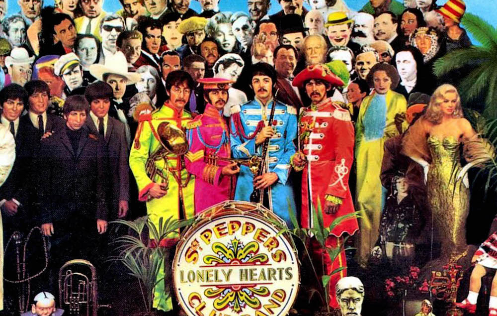 New Sgt. Pepper's event gives the impression The Beatles are playing live