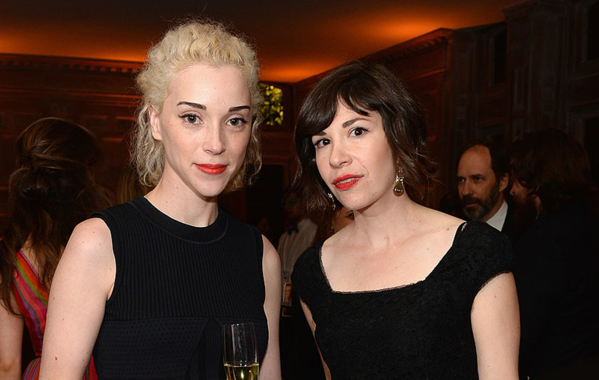 St. Vincent and Carrie Brownstein's 'The Nowhere Inn' will premiere at Sundance 2020