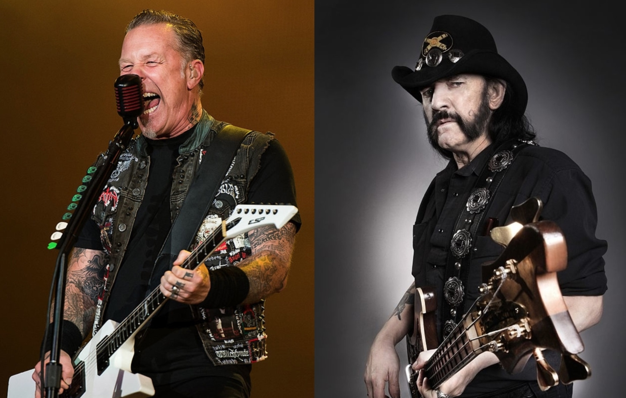 Metallica pay tribute to Lemmy on four year anniversary of his death - EpicNews