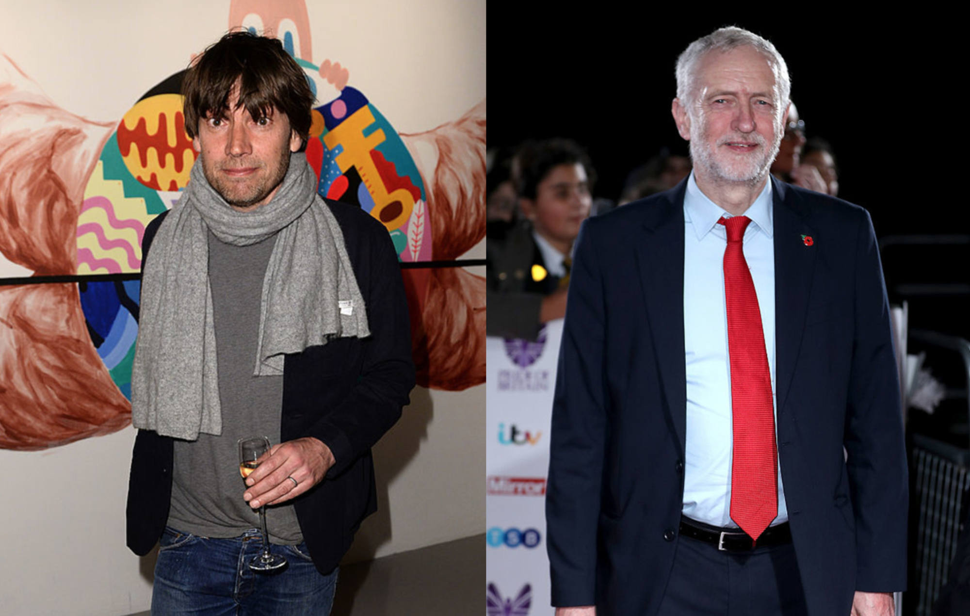 Blur's Alex James can't bring himself to vote for Jeremy Corbyn so Twitter reacts