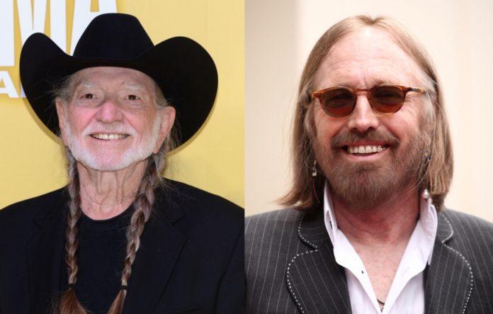 Tom Petty Willie Nelson