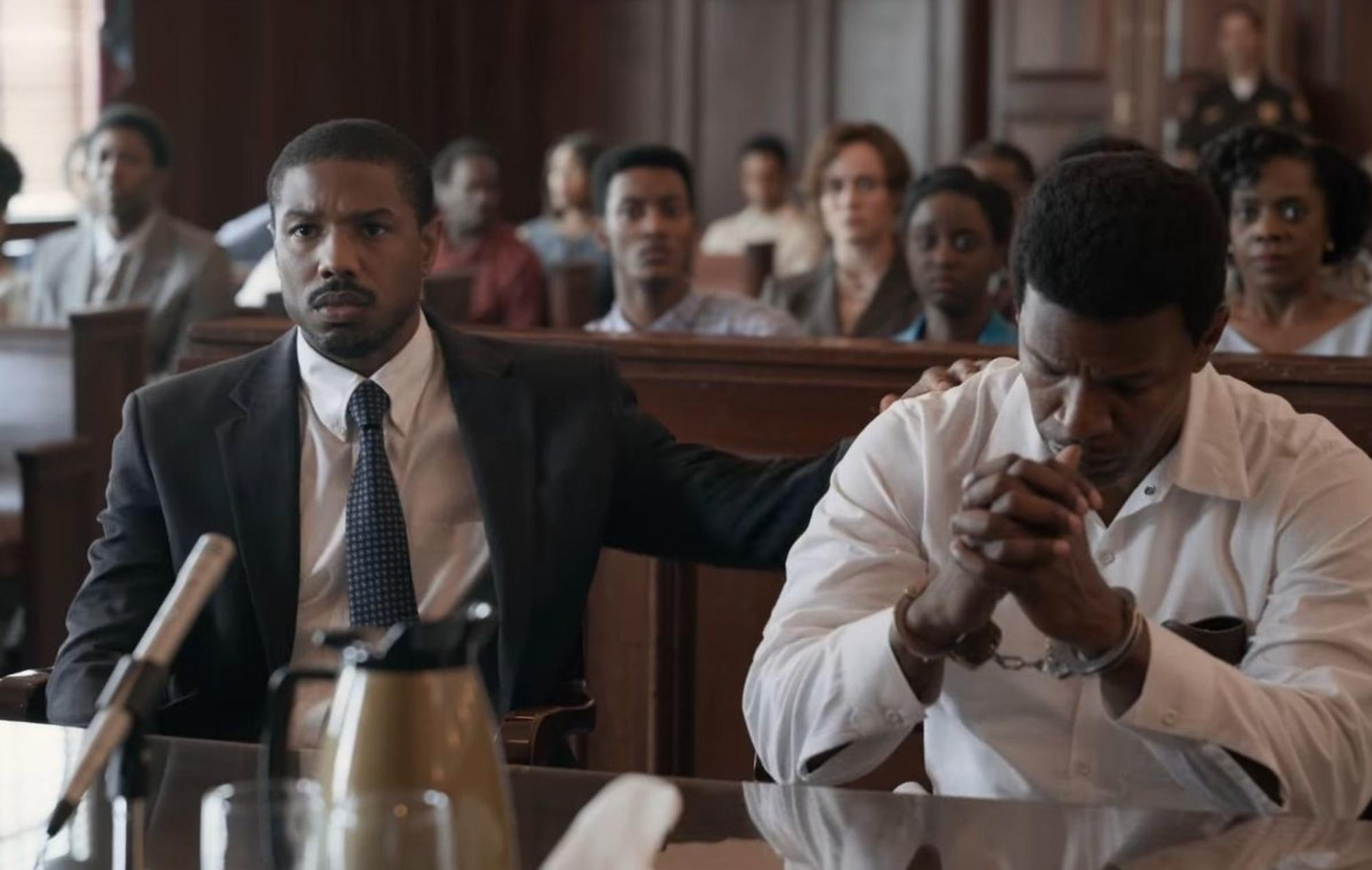 Watch Trailer For Just Mercy Starring Jamie Foxx And Michael B Jordan