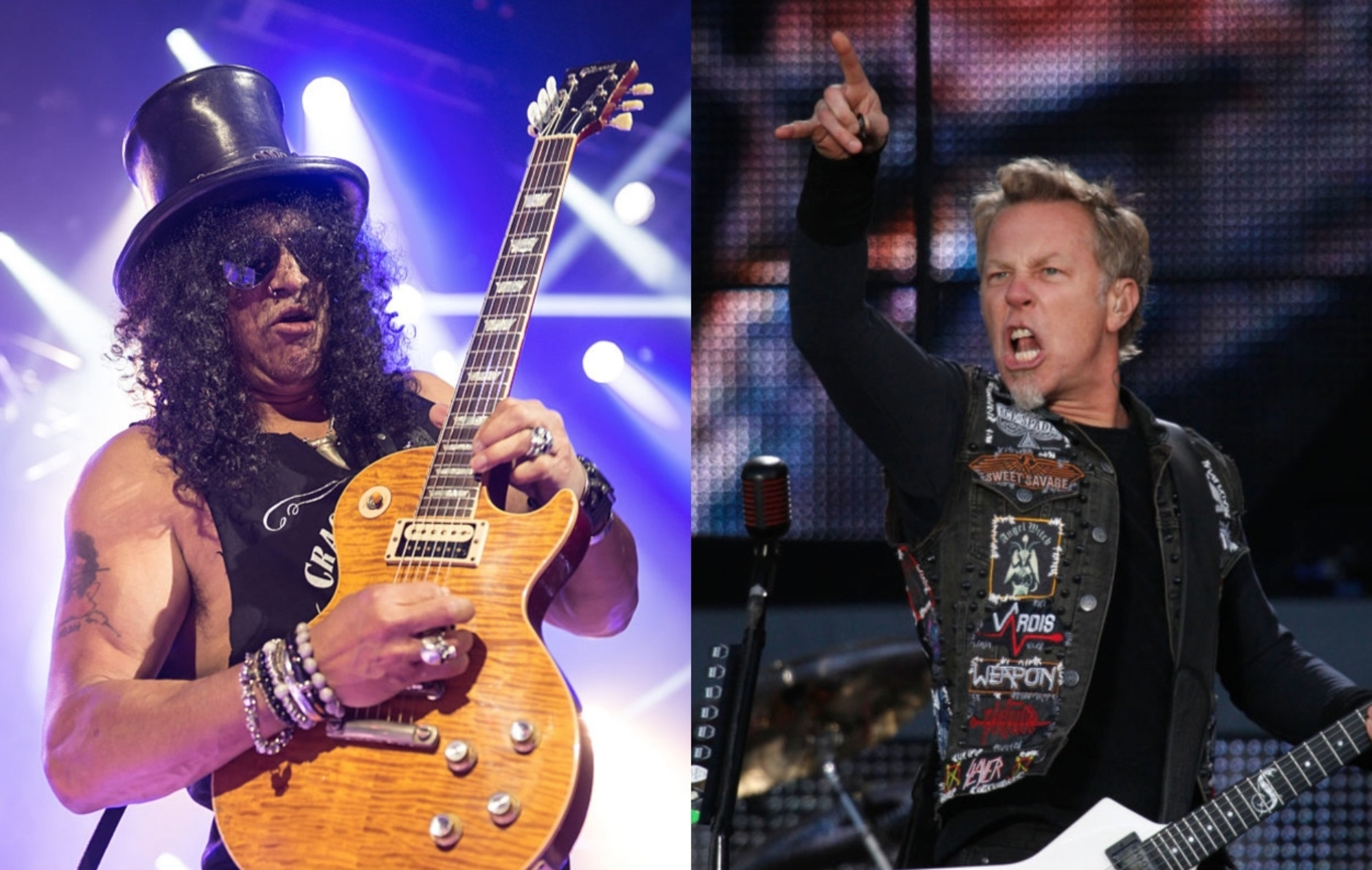 "Slash thinks Metallica's 'Garage Days' is ""one of the best cover records of all-time"" - EpicNews"
