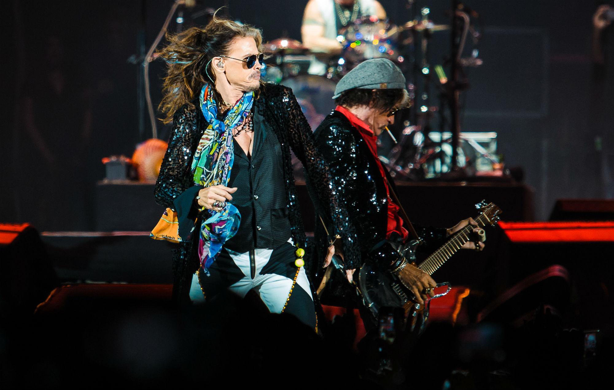 Aerosmith confirm Glastonbury slot as they announce 2020 UK tour
