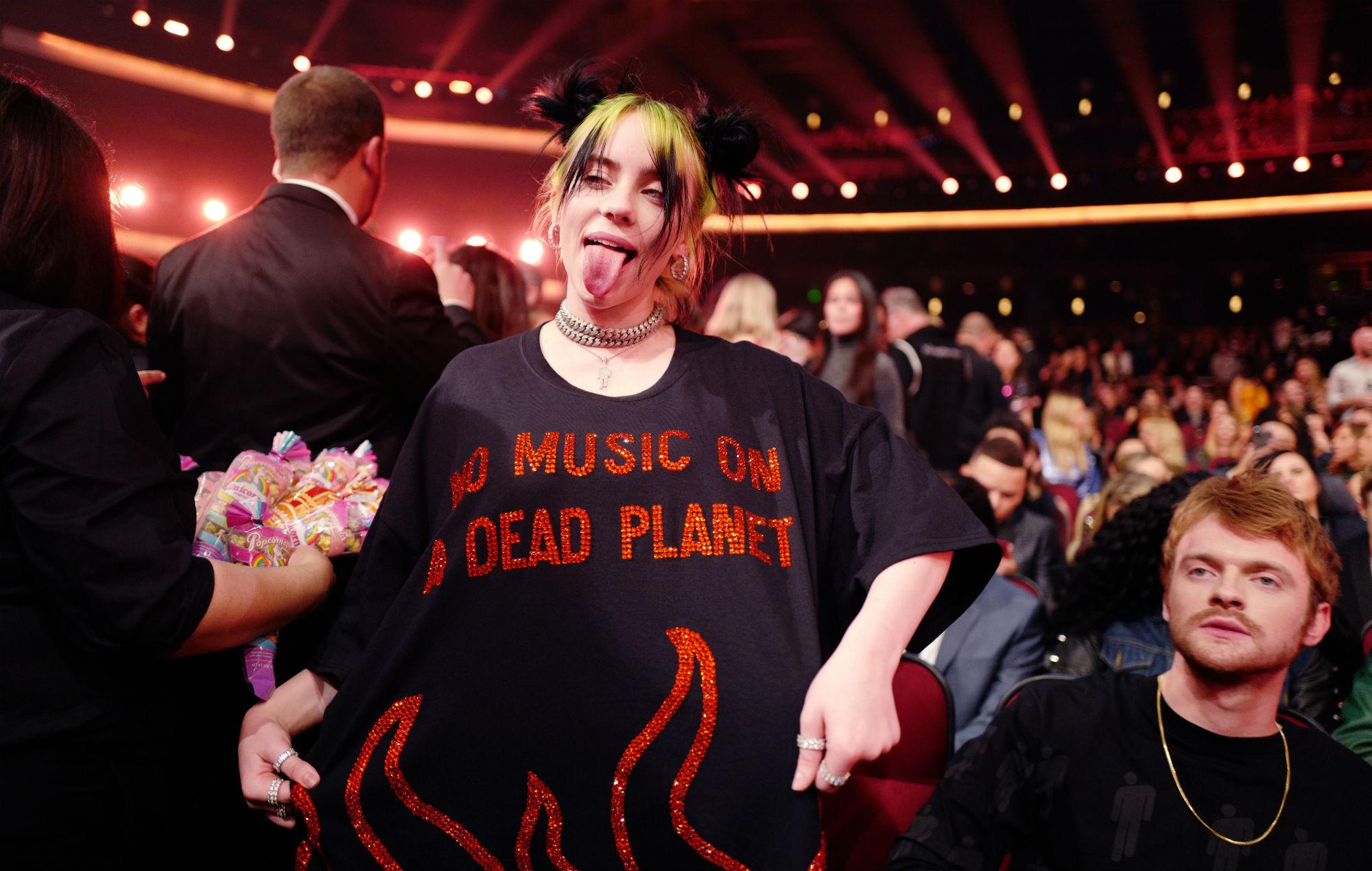 Billie EIlish Finneas O'Connell Apple Music Awards